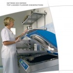 GetinGe 600 series top-loaded flusher-disinfectors