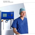 GETINGE HS33 HOSPITAL STERILIZER