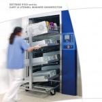 GETINGE 9100-series CART & UTENSIL WASHER-DISINFECTOR
