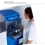 GETINGE FD1600 FRONT LOADED FLUSHER-DISINFECTOR